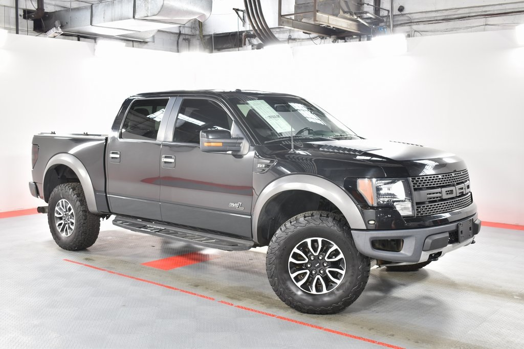 Pre-Owned 2012 Ford F-150 SVT Raptor
