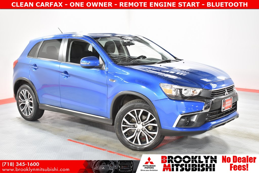 Pre-Owned 2016 Mitsubishi Outlander Sport