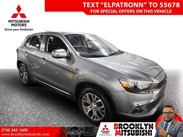 Certified Pre-Owned 2016 Mitsubishi Outlander Sport ES