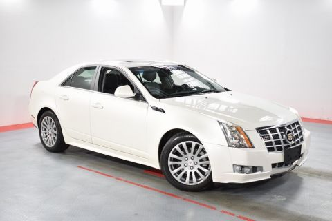 Pre-Owned 2013 Cadillac CTS Premium