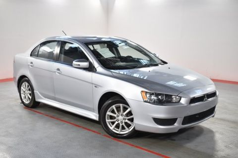 Certified Pre-Owned 2015 Mitsubishi Lancer ES