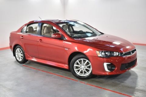 Certified Pre-Owned 2016 Mitsubishi Lancer ES