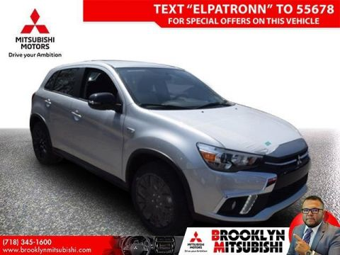 Certified Pre-Owned 2017 Mitsubishi Outlander Sport ES
