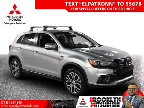 Certified Pre-Owned 2018 Mitsubishi Outlander Sport