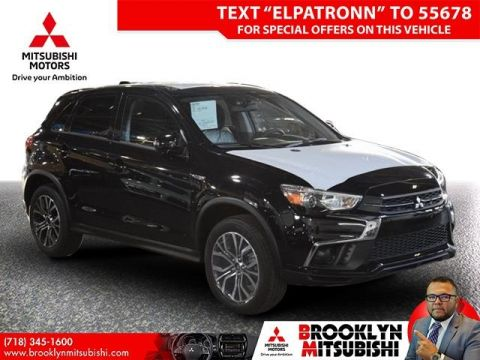 Certified Pre-Owned 2018 Mitsubishi Outlander Sport LE