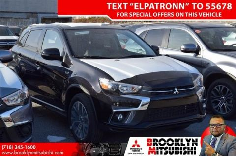 Certified Pre-Owned 2018 Mitsubishi Outlander Sport ES