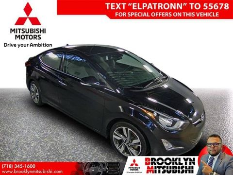 Pre-Owned 2016 Hyundai Elantra Limited