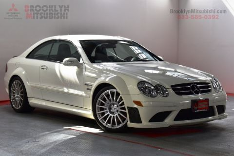Pre-Owned 2008 Mercedes-Benz CLK CLK 63 AMG®